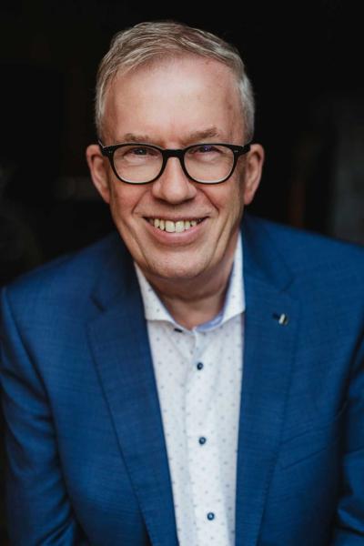 Henk van Leussen | Privacy Management Consultant bij Moja Rada - Ik help u graag!
